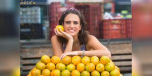 AC Entrevista Luiza Casé: Muitas cores, músicas e novos projetos