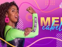 Música: Carol Roberto lança clipe de 'Meu Cabelo' gravado na quarentena com os fãs