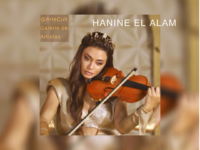 HANINE EL ALAM: Violinista e dançarina Libanesa