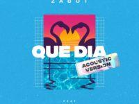 """Zabot e Serginho Moah lançam versão acústica para hit """"Que Dia"""""""