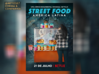 STREET FOOD AMÉRICA LATINA: Série destaca culinárias locais