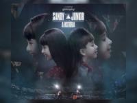 """""""Sandy e Junior: A História"""": Dupla fala sobre o que o público pode esperar do projeto Globoplay que lança série documental"""