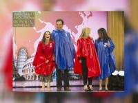 """""""Tamanho Família"""": Ingrid Guimarães e Tadeu Schmidt agitam o programa deste domingo"""