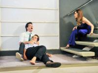 Fina Estamapa – Crô se desespera com a morte de Fred