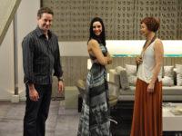 Fina Estampa – Márcia e sua amizade com Paulo e Esther