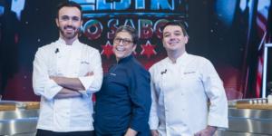 Cinco chefs estão na semifinal de 'Mestre do Sabor'