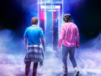Keanu Reeves e Alex Winter retornam para uma nova viagem no tempo em Bill & Ted: Encare A Música