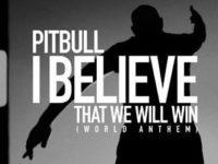 Música: O superstar Pitbull acaba de ser indicado ao Premios Juventud 2020