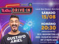 Teatro Drive In: O primeiro da Baixada Fluminense