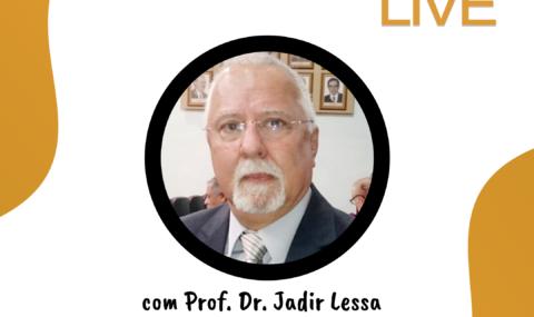 AC LIVE : Canal Psicologia recebe o Prof. Dr. JADIR LESSA