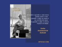 """Grandes Autores: Carlos Drummond de Andrade e """"O Mundo é grande…"""""""
