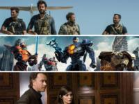 Ação, Aventura e Suspense nos filmes de domingo na Globo
