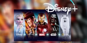 """Disney+: A partir de novembro, """"Disney Plus"""" é a nova casa de Disney, Pixar, Marvel, Star Wars e National Geographic na América Latina!"""