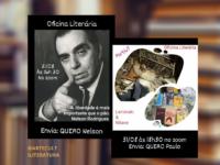 Oficinas Literárias – Aniversariante do Mês: Projeto apresenta um ou mais autores brasileiros no mês de seus aniversários