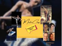 Masterclass Vamos Falar Sobre: Aulas gratuitas imperdíveis com expoentes da dança!