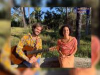 Projeto Seiva: Quarta live do duo Seiva recebe cantora e compositora Dea Trancoso