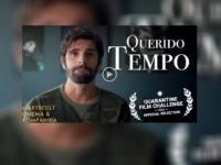 QUERIDO TEMPO: Filme foi selecionado para concorrer ao prêmio de Melhor Curta no Quarantine Film Challenge