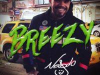 """NALDO LANÇA """"BREEZY"""": Naldo lança seu novo álbum"""