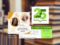Instituto Estação das Letras: 25 anos fazendo Literatura