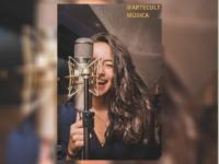 Malu Casanova: Cantora de apenas 14 anos, semifinalista do programa The Voice Kids 2019, faz live dia 19/9 com música autoral inédita