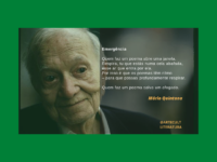 """Grandes Autores: Mário Quintana – """"Emergência"""""""