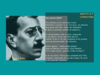 "Grandes Autores: Olavo Bilac – ""Via Láctea XIII"" (""Ouvir Estrelas"")"