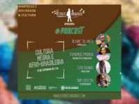 Podcast Vivente Andante: Lançamento do Especial #CulturaPresente sobre Cultura Negra e Afro-brasileira
