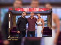 Tamanho Família: Mariana Rios e Ricardo Pereira agitam o programa deste domingo
