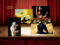 TEATRO #EMCASACOMSESC:  Em peça sobre a busca pelas raízes, Ricardo Kosovski interpreta texto do filho, Pedro Kosovski; Alício Amaral realiza solo intimista sobre a rabeca; Vinícius Piedade atua em texto sobre Hamlet e Alexandre Ferreira faz espetáculo sobre Van Gogh