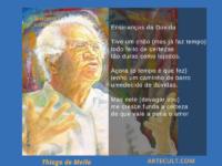 "Grandes Autores: Thiago de Mello – ""Ensinanças da Dúvida"""
