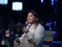 Roberta Miranda agita live na Band e já recebe convite para nova transmissão na TV aberta