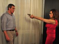 Fina Estampa – Tereza Cristina atira em Renê