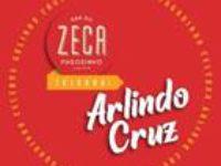 Música: Bar do Zeca Pagodinho – Em Casa! Continua com as Comemorações a Arlindo Cruz