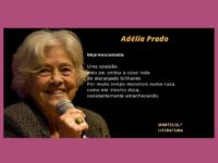 Grandes Autores: Adélia Prado – Impressionista