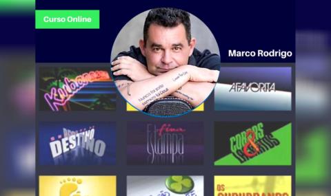 Marco Rodrigo: Diretor de novelas de sucesso lança curso On-line de interpretação para TV