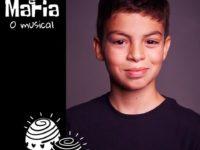 João e Maria – O:  Musical: O ator e cantor mirim, Fran Cabral, se prepara para dar vida a seu primeiro protagonista
