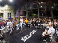 SAMBA DA FEIRA:  E o novo normal chega hoje à maior roda de samba do Rio