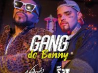 Naldo lança single 'Gang do Benny' com participação do filho McPJ