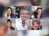 ALTAS HORAS: Alcione, Ludmilla, Roberta Miranda e Maria Gadú são as entrevistadas de Serginho Groisman no programa de hoje
