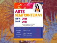 ARTE SEM FRONTEIRAS: Evento virtual gratuito que reúne exposições virtuais, performances e lives começa amanhã