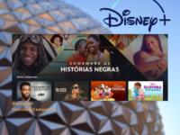 """CONSCIÊNCIA NEGRA: Os assinantes da plataforma de streaming por assinatura da Disney já podem acessar a coleção """"Comemore as Histórias Negras"""""""