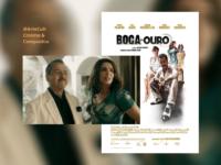 BOCA DE OURO: Globo Filmes realiza live sobre filme com Marcos Palmeira, Malu Mader e Fernanda Vasconcellos