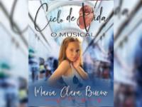MARIA CLARA BUENO: Atriz mirim interpreta Lílis em novo musical online com estréia marcada para 5 de dezembro