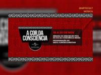 """""""A COR DA CONSCIÊNCIA"""": Universal Music promove série de lives e campanha em prol da consciência negra"""