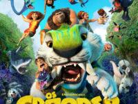 """CCXP Worlds anuncia diretor Joel Crawford e Rodrigo Lombardi em painel dedicado ao lançamento de """"Os Croods 2: Uma Nova Era"""""""