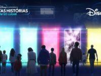 """Globoplay exibe especial """"Muitas histórias, um só lugar"""" que marca a chegada do Disney+ ao Brasil"""