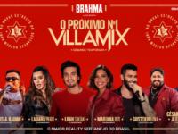 "Multishow exibe ao vivo o terceiro episódio do reality ""O Próximo Nº1 VillaMix"""