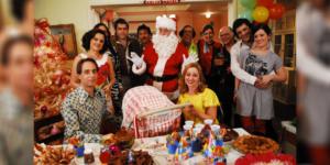 O Álbum de Natal da Grande Família: A família mais amada do Brasil está de volta em especial de Natal