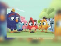 Angry Birds Bubble Trouble: Produzida no Brasil, série inédita estreia no YouTube