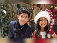 Sinatrinha e Bruno Bioza : Em emocionante dueto, cantores oferecem lindo presente de Natal para os seus fãs